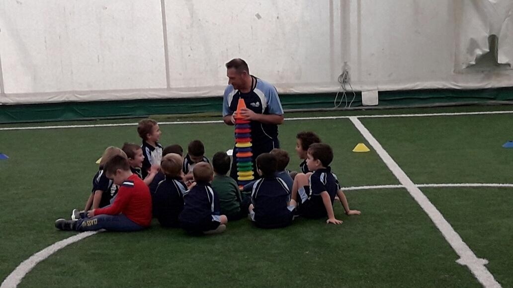 RugbyTots, la parola ai bambini e ai genitori