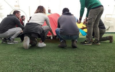 RugbyTots, un modo nuovo per lo sviluppo dei bambini..divertendosi